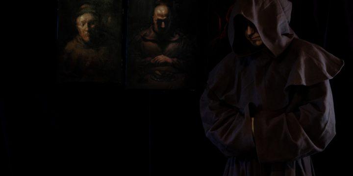Paul Laanen uusi goottinen trilleri Cryptica on julkaistu