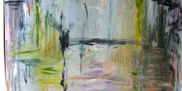 """Seija Rissanen – """"Kuukauden taiteilija"""" Galleria Aarnin taidelainaamossa, Espoossa 9.1.-31.1.2020"""