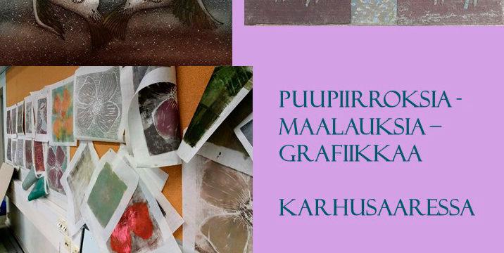 Espoo-päivä Karhusaaressa 28.8. klo 10-16